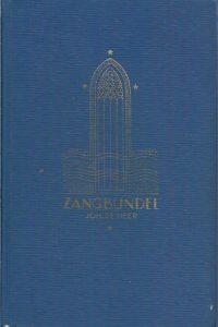 Zangbundel Joh. De Heer No.1 853 liederen 21e uitgave