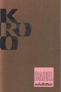 Babel veertiendaags KRO radiogram Rebellettrie 1970 3