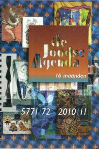 De Joodse Agenda 16 maanden 5771 5772 2010 2011