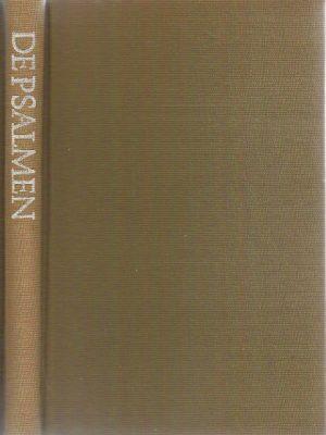 De Psalmen Uit het Hebreeuws vertaald door Ida Gerhardt