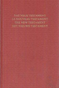 Het Nieuwe Testament in 4 talen 907517020