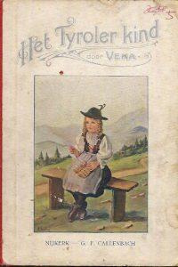 Het Tyroler kind een verhaal 2e druk VEKA