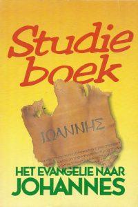Het evangelie naar Johannes studieboekje voor gespreksgroepen