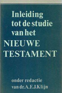 Inleiding tot de studie van het Nieuwe Testament