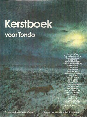 Kerstboek voor Tondo Ted van Turnhout 9090001808
