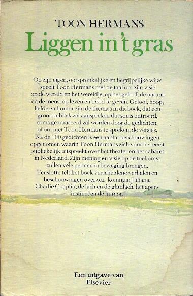 New Vaak Gedichten Van Toon Hermans @DEZ36 - AgnesWaMu @UC25