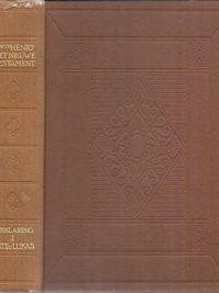 Nieuwe Testament door Matthew Henry eerste deel 3e druk