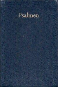 Psalmen de berijming van 1773 115x75x15 blauw