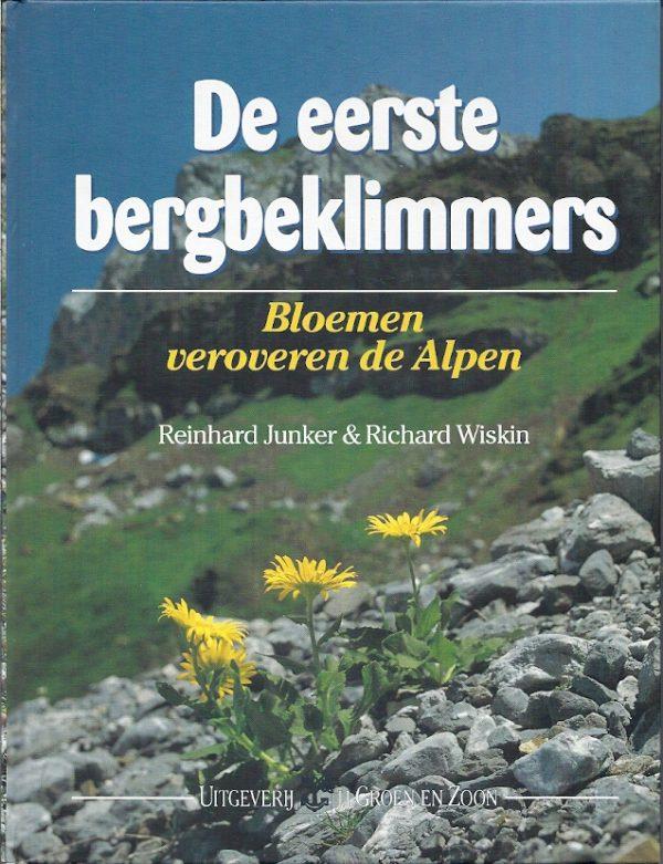 De eerste bergbeklimmers bloemen veroveren de Alpen 9050306462