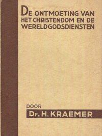 De ontmoeting van het christendom en de wereldgodsdienst