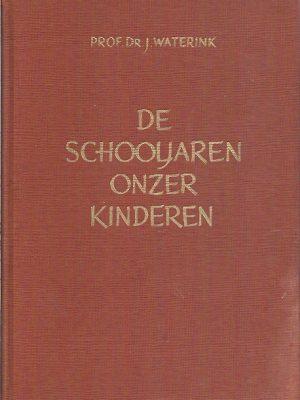 De schooljaren onzer kinderen samenspel van school en gezin