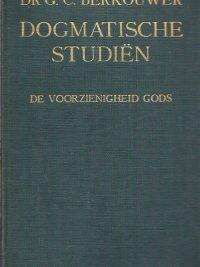 Dogmatische studiën De Voorzienigheid Gods G.C. Berkouwer 1