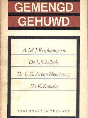 Gemengd gehuwd A.M.J. Kreykamp