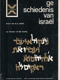 Geschiedenis van Israel van Abraham tot Bar Kochba M.A.Beek