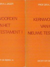 Kernwoorden van het Nieuwe Testament deel 1 en 2 3e druk e1453219175581