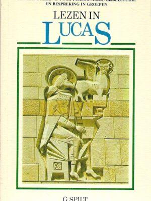 Lezen in Lucas een handreiking voor persoonlijke bijbelstudie
