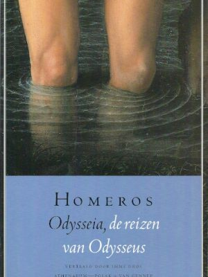 Odysseia de reizen van Odysseus Homerus 15e druk