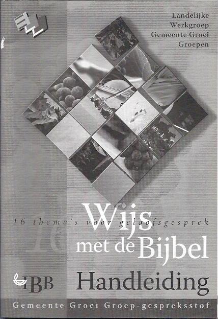 Wijs met de bijbel Handleiding Jelle de Kok 9032307819