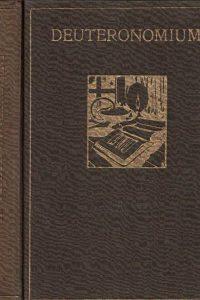 Aanteekeningen op Deuteronomium Deel II C.H. Mackintosh 2e druk