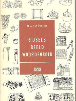 Bijbels beeld woordenboek A. van Deursen 9024231892 001