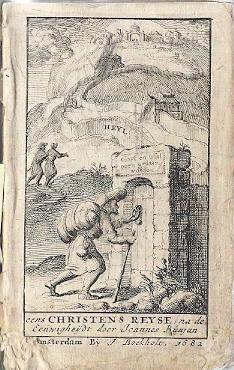 Eens christens reyse na de eeuwigheyt 1682