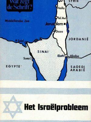 Het Israëlprobleem Wat zegt de schrift J.G. Fijnvandraat.G. Fijnvandraat