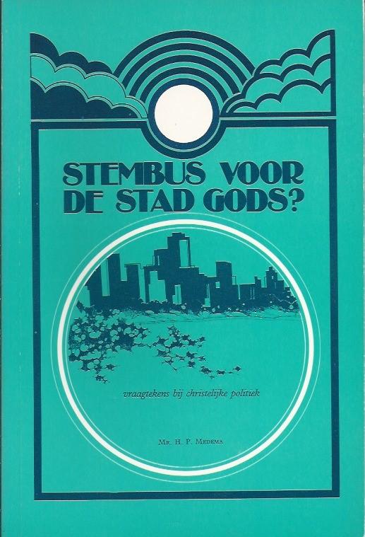 Stembus voor de stad Gods-H.P. Medema-9063531435