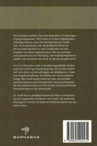 1 en 2 Kronieken-twintig studies voor huiskringen en gespreksgroepen-ds. Henk Poot_B