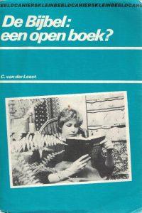 De bijbel een open boek C. van der Leest 9060156129. van der Leest 9060156129