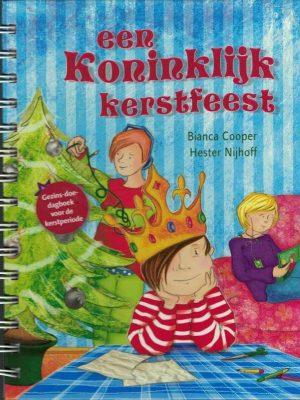 Een Koninklijk kerstfeest gezins doe dagboek voor de kerstperiode
