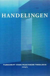 Handelingen Tijdschrift voor praktische Theologie 2009 5