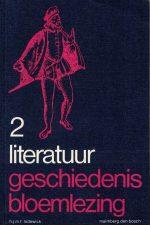 Literatuur geschiedenis & bloemlezing-Tweede deel-Omstreeks 1880 tot heden-H.J.M.F. Lodewick