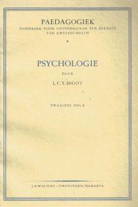 Paedagogiek handboek voor opvoedkunde ten dienste van kweekscholen Wolters 12e druk 1951