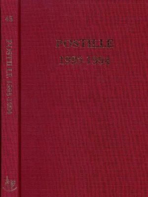 Postille 1993 1994 Nummer 45