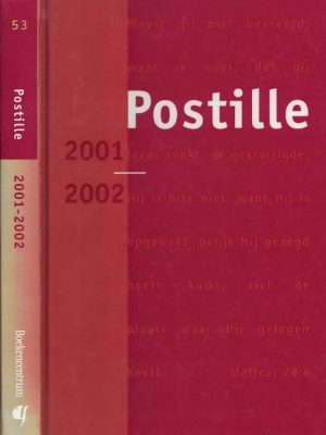 Postille 2001 2002 Nummer 53