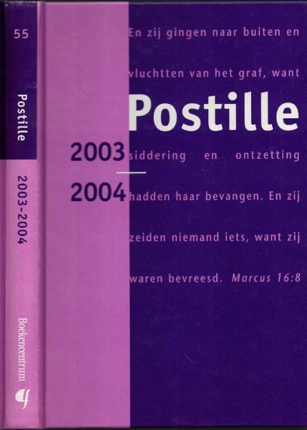Postille 2003 2004 Nummer 55
