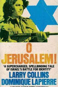 O Jeruzalem-Larry Collins, Dominique Lapierre-0586054529