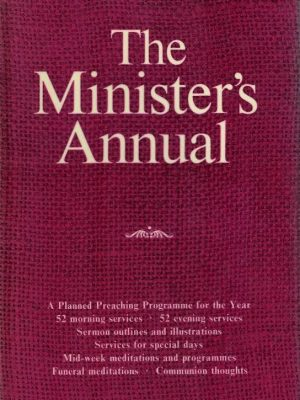 The Minister's Annual 1974-T.T. Crabtree-0551004487