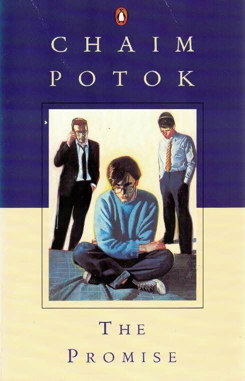 The Promise-Chaim Potok-0140033300