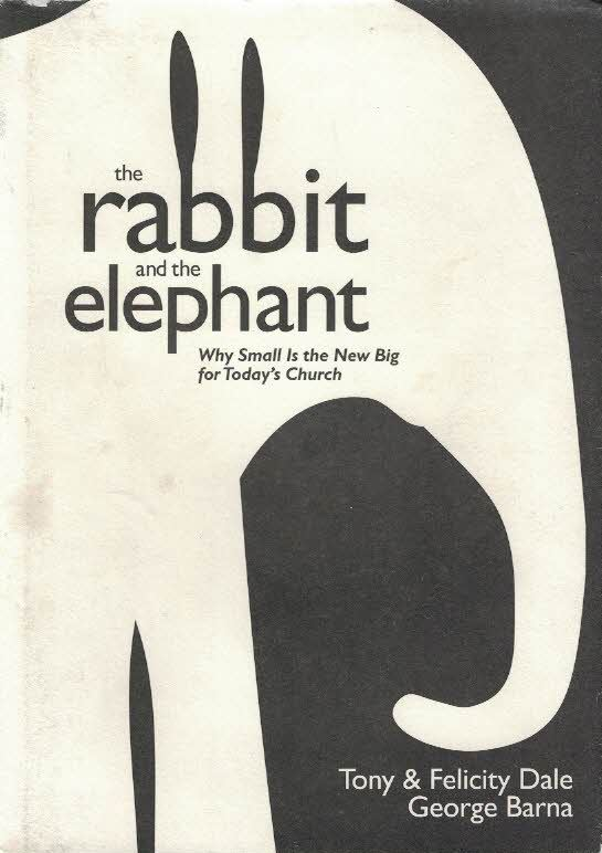 The rabbit & the elephant-Tony and Felicity Dale-9781414325538