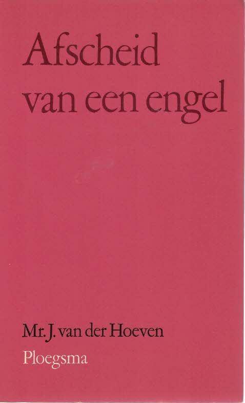 Afscheid van een engel-J. van der Hoeven-9021605341 9789021605340