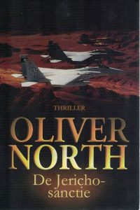 De Jericho-sanctie-thriller-Oliver North met Joe Musser-9043508756