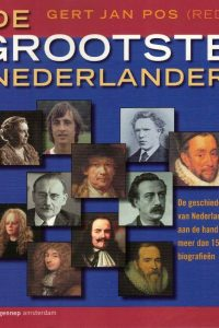 De grootste Nederlander-Gert Jan Pos-9789055155309