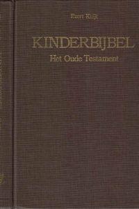 Kinderbijbel - het Oude Testament-Evert Kuijt -9023908147