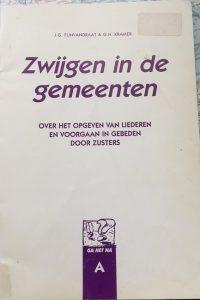 Zwijgen in de gemeenten J G Fijnvandraat en G H Kramer
