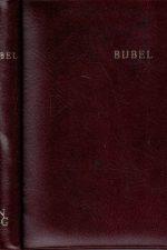 Bijbel NBG 1951-bruin skai leer-6e druk 1981-9061260345