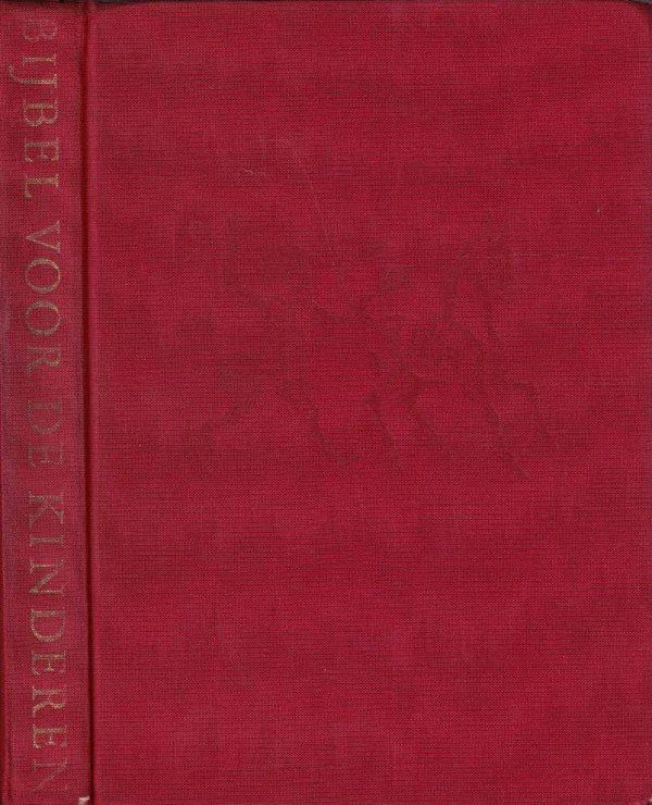 Bijbel voor de kinderen Deel 1 Het Oude Testament met zingen en spelen-dr. J.L. Klink-902934014 (14e druk)
