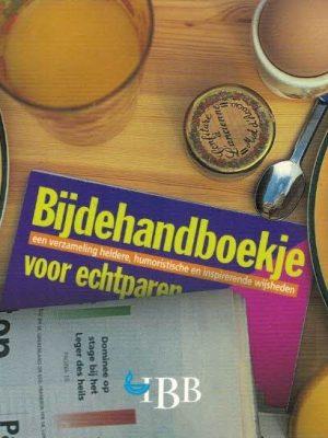 Bijdehandboekje voor echtparen-IBB-9032312545-9789032312541-6e druk