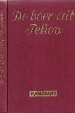 De boer uit Tekoa-over het boek Amos-Ds. H. Veldkamp(2e druk)