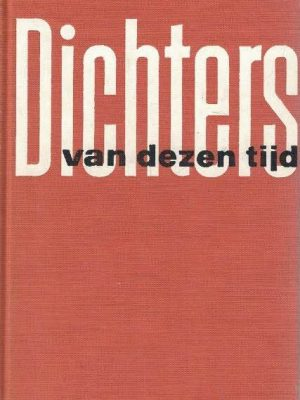 Dichters van dezen tijd-J. Greshoff-13e druk 1939